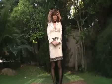 【横山みれい】メス犬ペット教育映像。命令されてマゾの悦びに浸るM女。-